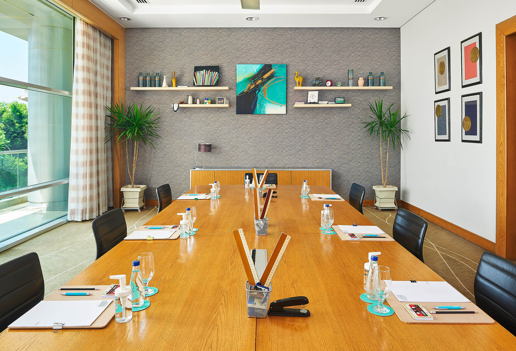 Le Méridien Cairo Airport Hotel - Meeting Room - Hospitality photographer - Egypt - Mohamed Abdel-Hady - August 2020