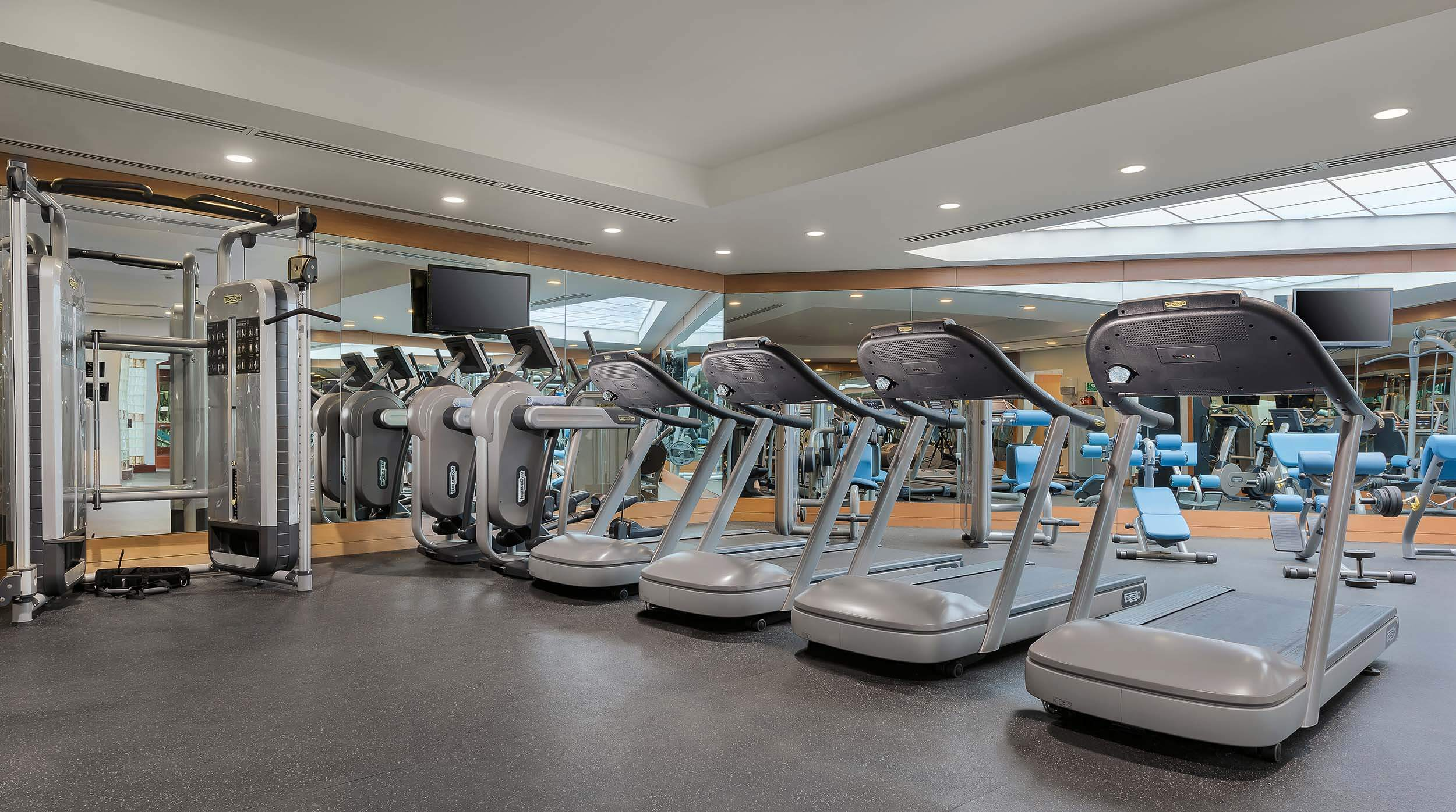 HG - Fitness Center - Le Meridien Cairo Airport hotel